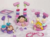 b429019ca16b ... porcelana fría. Unas lindas muñecas para accesorios. Las ...