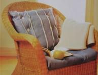 imagen Cómodos almohadones para sillón