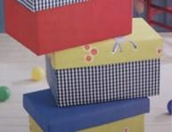 imagen Cajas para juguetes