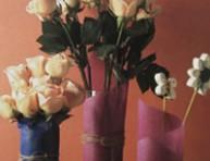 imagen Floreros decorativos al instante