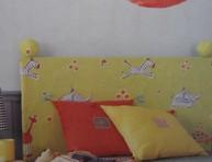 imagen Recicla la cabecera de la cama de tu hijo