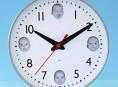 imagen Reloj de pared con la cara de tus hijos