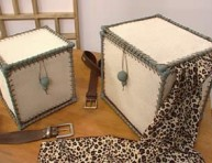 imagen Cajas rústicas para el hogar