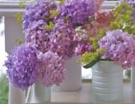 imagen Floreros económicos para la primavera