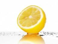 imagen El limón y las manchas de óxido