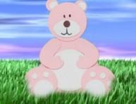 imagen Manualidades para niños: oso en goma eva