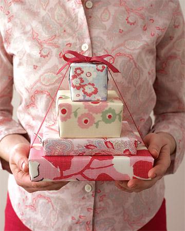 Nuevas ideas para envolver regalos ideas gu a de - Envoltorios originales para regalos ...