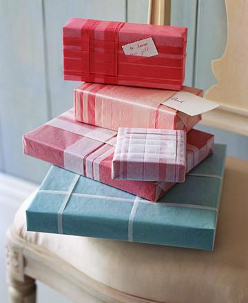 Nuevas ideas para envolver regalos ideas gu a de - Regalos envueltos originales ...