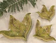 imagen Hojas de cerámica para decorar tu hogar