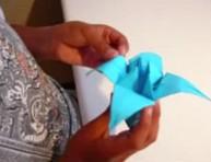 imagen Origami: Aprende a hacer lirios