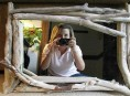 imagen Espejo rustico para tu hogar