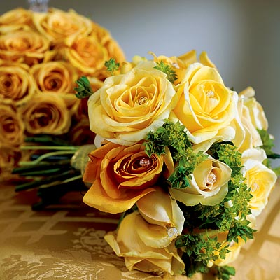 Ramos de novias en amarillo-05