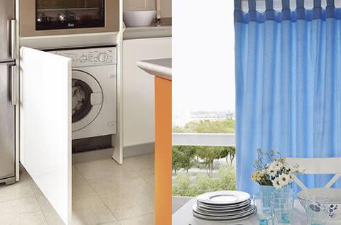 C mo te ir una cortina en la m quina de lavar consejos for Lavar cortinas en lavadora