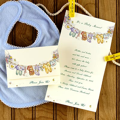 ideas para hacer las invitaciones al baby shower tarjetas e invitacion baby shower ideas mariposas 400x400