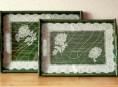 imagen Juego de bandejas decoradas para tu hogar