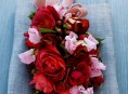 imagen Ramos de novias en la gama de los rojos