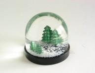 imagen Una bola de nieve casera