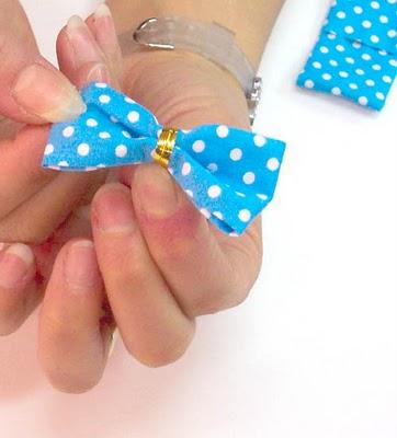 Vinchas para ni as costura gu a de manualidades - Material para hacer diademas ...