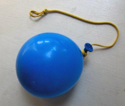 Yo Yo con globos 4