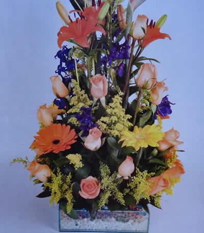 Arreglo floral para regalar 1