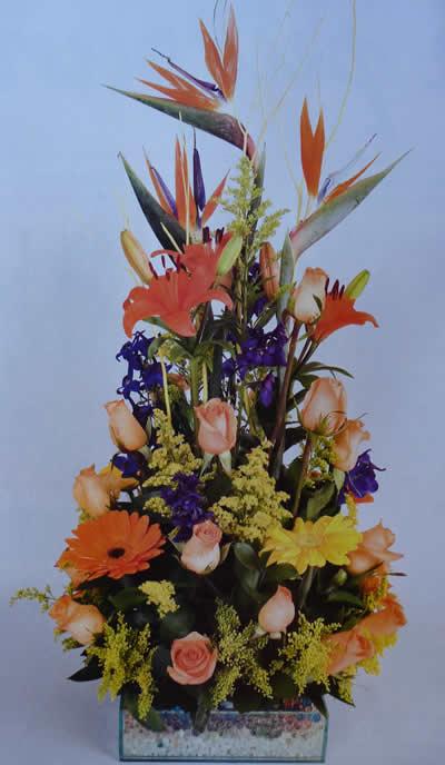 Arreglo floral para regalar 2
