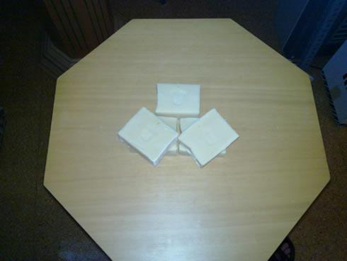 Elaboracion de jabones caseros con aceite usado01