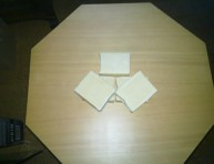 imagen Elaboracion de jabones caseros con aceite usado