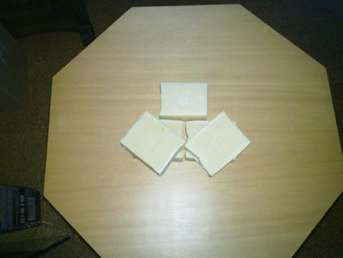 Elaboracion de jabones caseros con aceite usado02