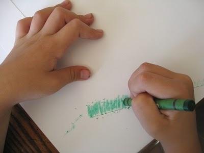 Un cuadro 3D con los dibujos de tus niños4