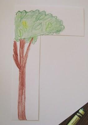 Un cuadro 3D con los dibujos de tus niños6