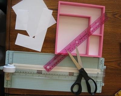 Un cuadro 3d con los dibujos de tus ni os reciclado - Cuadros para hacer en casa ...