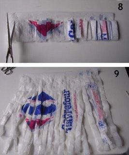Aprende a reciclar las bolsas de las compras 9