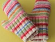 imagen Guantes de lana para el frio