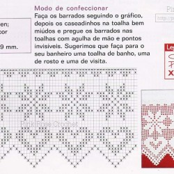 Hermosas cortinas tejidas a crochet2