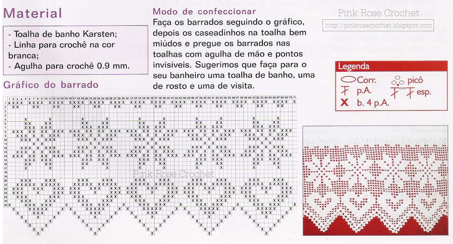Hermosas cortinas tejidas a crochet - Tejidos - Guía de MANUALIDADES