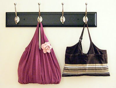 Lindas bolsas realizadas con viejas remeras1