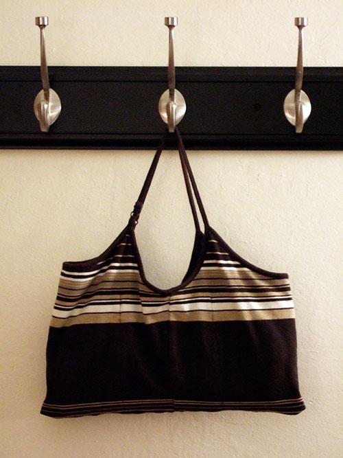 Lindas bolsas realizadas con viejas remeras10