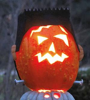 Modelos para tallar calabazas para Halloween3