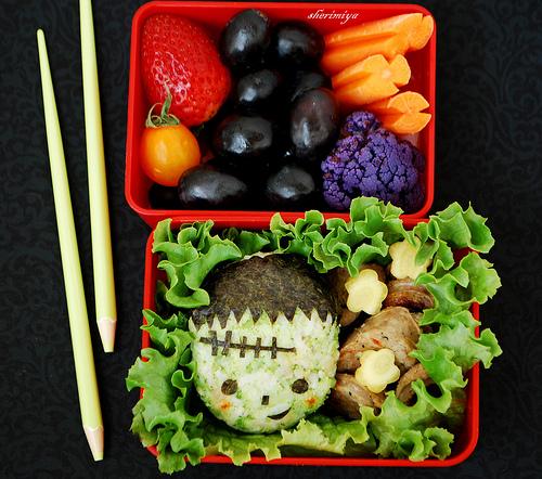 Tips para Halloween_ platos sanos decorados-05