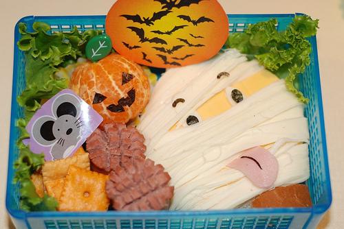 Tips para halloween platos sanos decorados gu a de - Platos sencillos y sanos ...