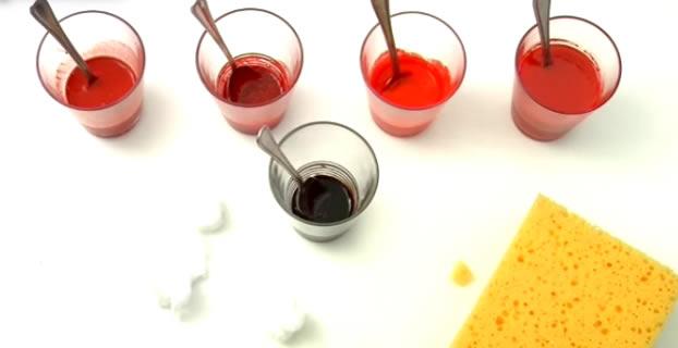 simula sangre con productos que tienes en casa