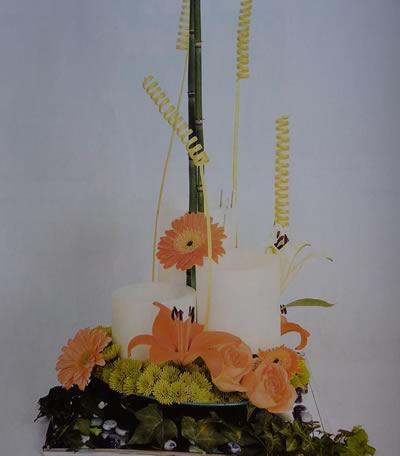 Arreglo floral para bodas2
