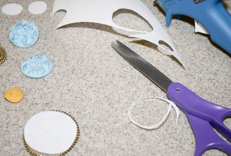 Diademas para niñas realizadas con cierres4