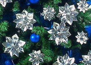 Estrellas para el arbol de navidad