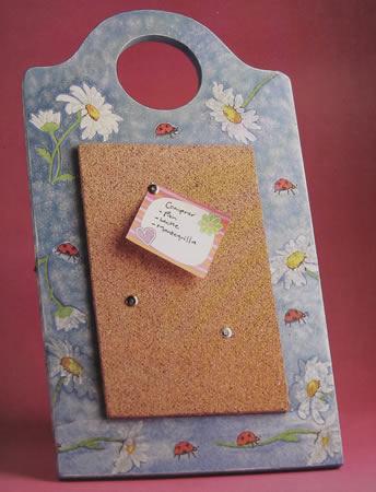 Manualidades para el hogar la t cnica del decoupage en - Manualidades de tela para el hogar ...
