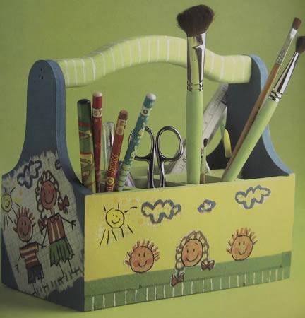 Manualidades para el hogar la t cnica del decoupage en - Manualidades y bricolaje para el hogar ...