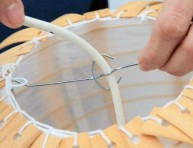 imagen Para el hogar: reciclando una lámpara de papel