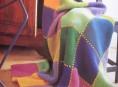 imagen Teje tu frazada multicolor