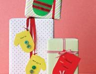 imagen Ideas navideñas: etiquetas para decorar tus regalos