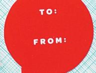 imagen Imprime y personaliza tus regalos de navidad